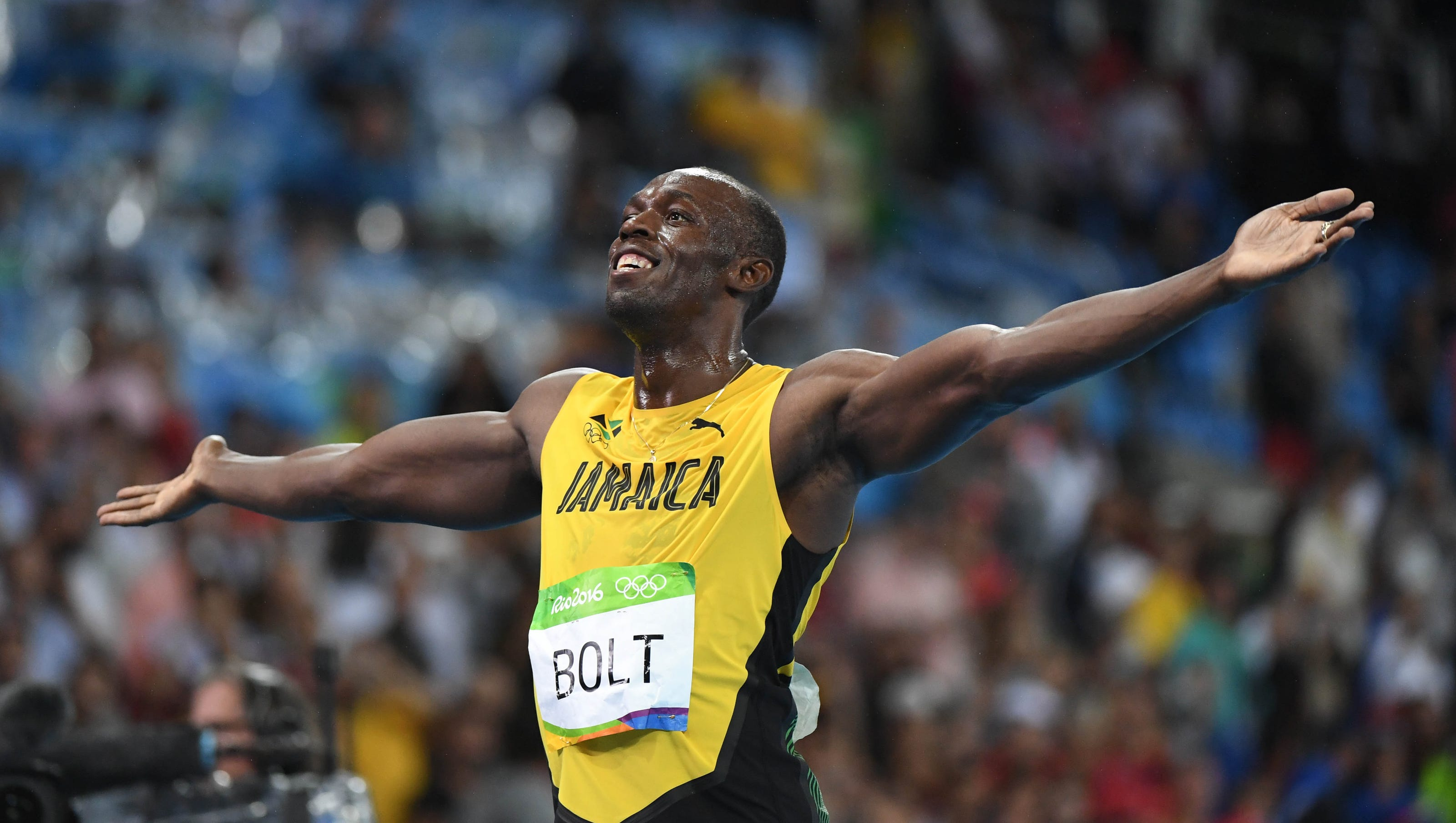 Looking back at Usain Bolt's individual Olympic gold medals