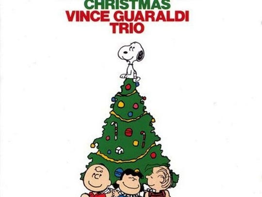 """The music from """"A Charlie Brown Christmas"""" will be"""
