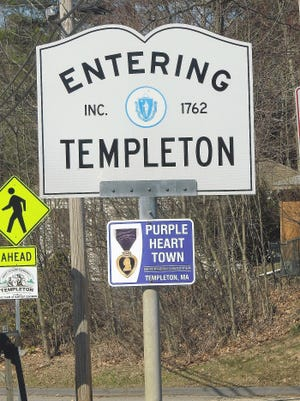 Templeton's annual Town Meeting will be held on June 17 at Narragansett Regional Middle School.