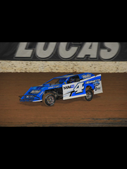 Eric Turner of Hermitage will join the USMTS Series regulars for Saturday's racing program at Lucas Oil Speedway.