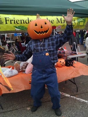 For a ghoul time, be sure to visit the Haunted Market this Saturday.