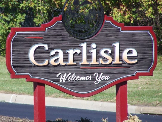 Village of Carlisle.