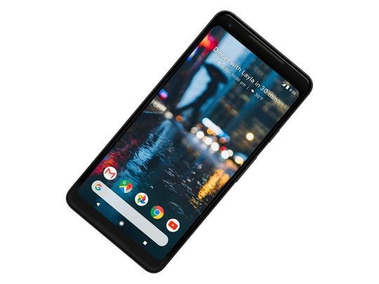 Google's new Pixel 2. Moving from iPhone to Android