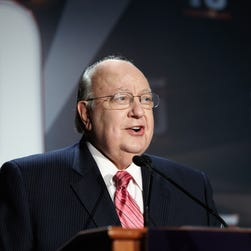Roger Ailes is discussing a plan that would lead to his departure as chairman of 21st Century Fox.