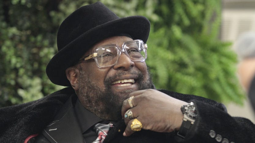 George Clinton, Founder of P-Funk, to Receive Star on Hollywood Walk of Fame and Biopic Starring Wiz Khalifa