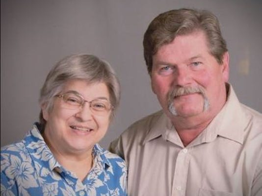 Anniversaries: David Gill & Susan Gill