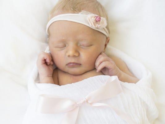 Births: Caitlin Shane & Jessica Dorr