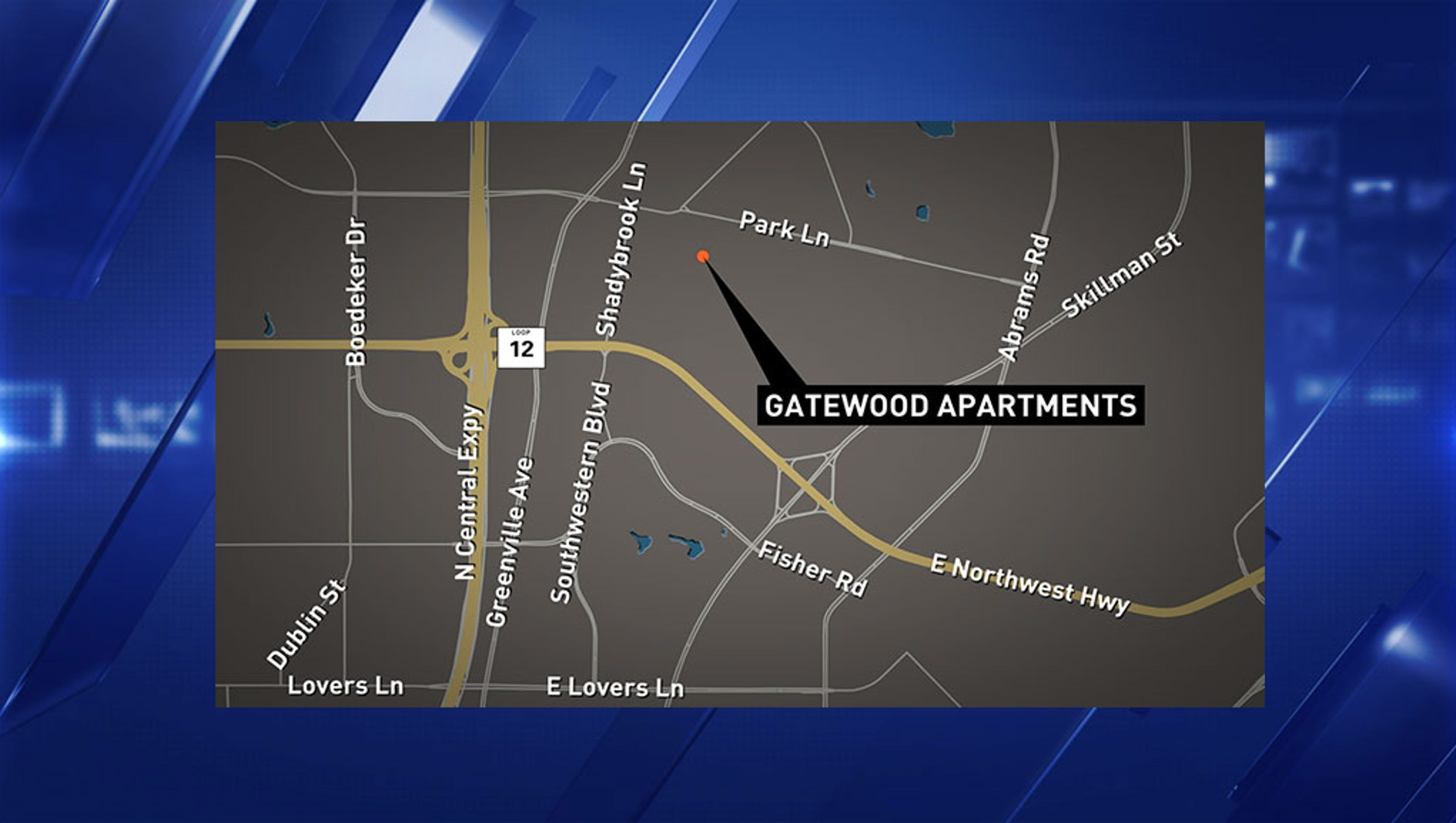 Two dead in fire at senior apartment complex for Apartment complex map maker