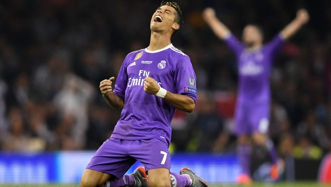 Cristiano Ronaldo is once again the highest paid athlete in the world, according to Forbes.