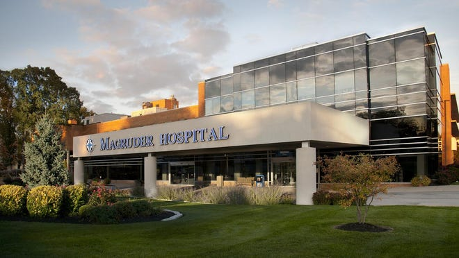 Submitted Photo The Magruder Hospital has received two national honors.