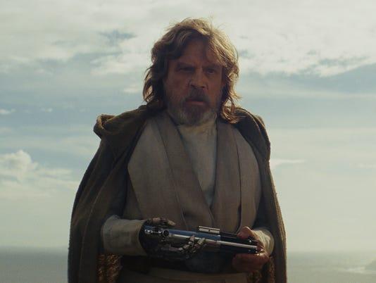 Luke still