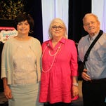 Spirit in Action Award winners are, from left, Laurie Stetelman, Cathie Price, Wayne Landers and Patty Hall.