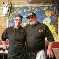 Wu's Cajun Sea Food is a treat for downtown diners