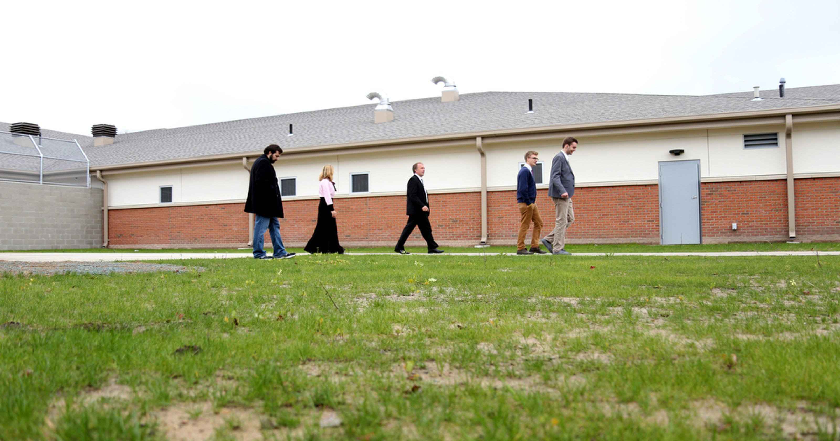 Muskegon County opens juvenile transition center