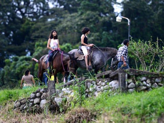 HONDURAS-TOURISM-YOJOA LAKE