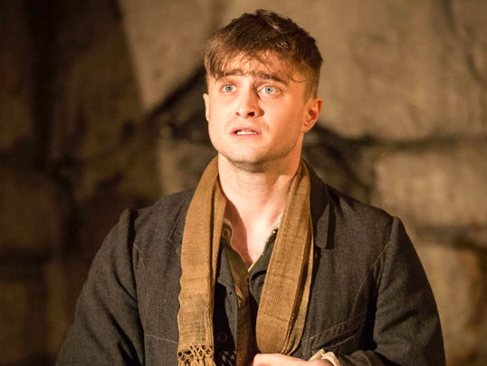 AP Theater Daniel Radcliffe