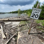 Recent flooding poses risks for holiday weekend boaters