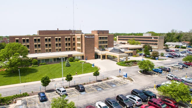 Mercyhealth is seeking state approval to close its inpatient behavioral health unit for adults at Javon Bea Hospital-Rockton shown above.