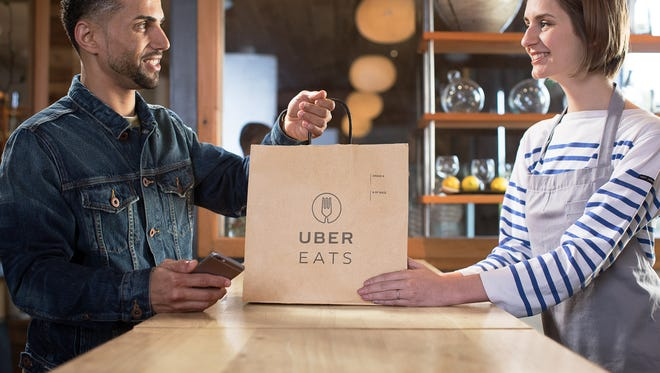 UberEATS comes to Knoxville