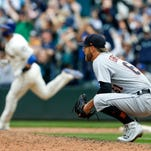 Another no-hit bid for Francisco Liriano ends in another Detroit Tigers loss
