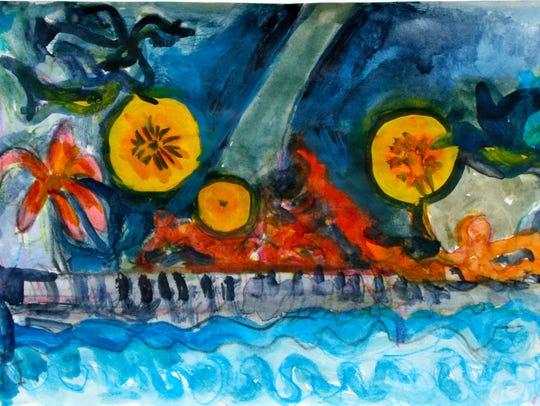 """""""Aloha Art"""" by Karen Fedczuk"""