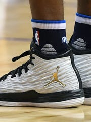 9313ef48de0 What are the most popular shoes worn by young NBA players?