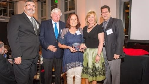 Carolynn Gannon was recently named the Educator of the Year by the Manufacturers Association of Central Florida.