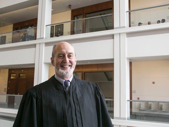 Judge Christopher Menges