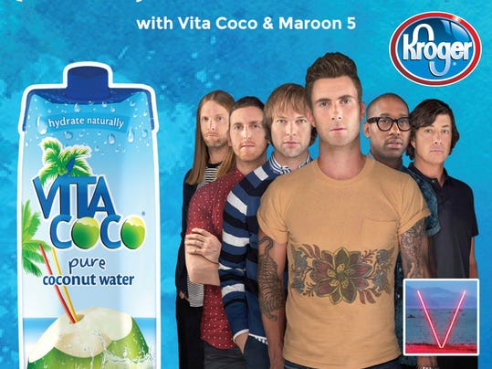 Moroon 5 in louivsille for concert and meet and greet sthloup2w3maroon5v3g maroon 5 will hold meet and greet at kroger m4hsunfo