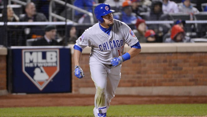 Chicago Cubs left fielder Kyle Schwarber has been a star for the team in its playoff run. Those who know him in his hometown of Middletown are not surprised.