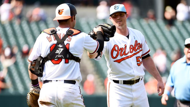 Zach Britton has a robust market for his services.