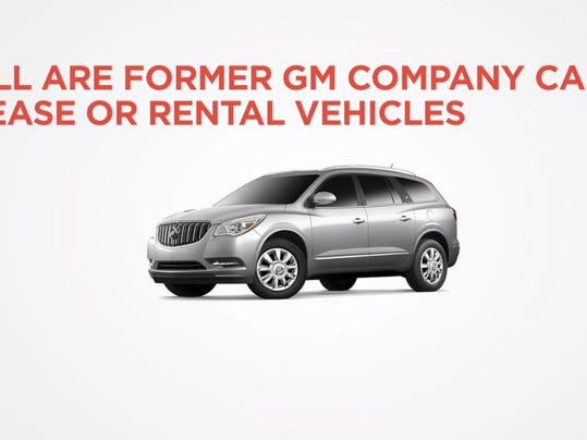 Gm to launch online used car sales program for General motors new cars