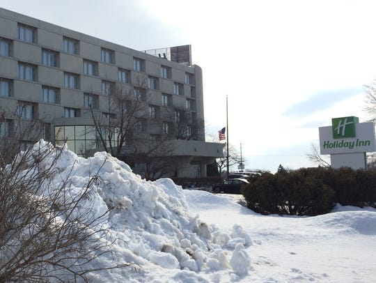 The existing Holiday Inn in Grand Chute will remain