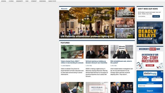 The conservative website Wisconsin Watchdog, which led the attack on recent John Doe investigations targeting Gov. Scott Walker, may be in financial trouble.