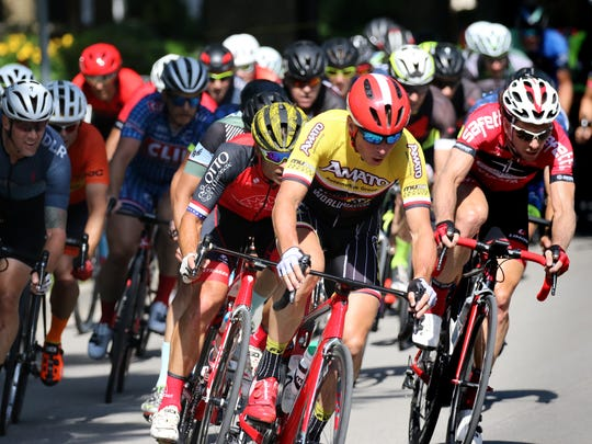 Cyclists will make a return visit to Shorewood for the annual Shorewood Criterium this June.