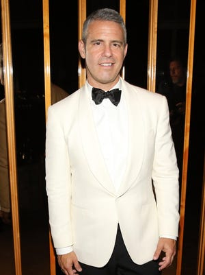 Andy Cohen attends the 2015 amfAR Inspiration Gala on June 16, 2015 in New York City. Cohen was honored for his work in the fight against AIDS.