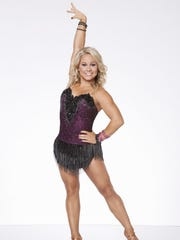 """SHAWN JOHNSON joined three-time champ DEREK HOUGH, who returned for his 10th season of """"Dancing with the Stars"""" on ABC."""