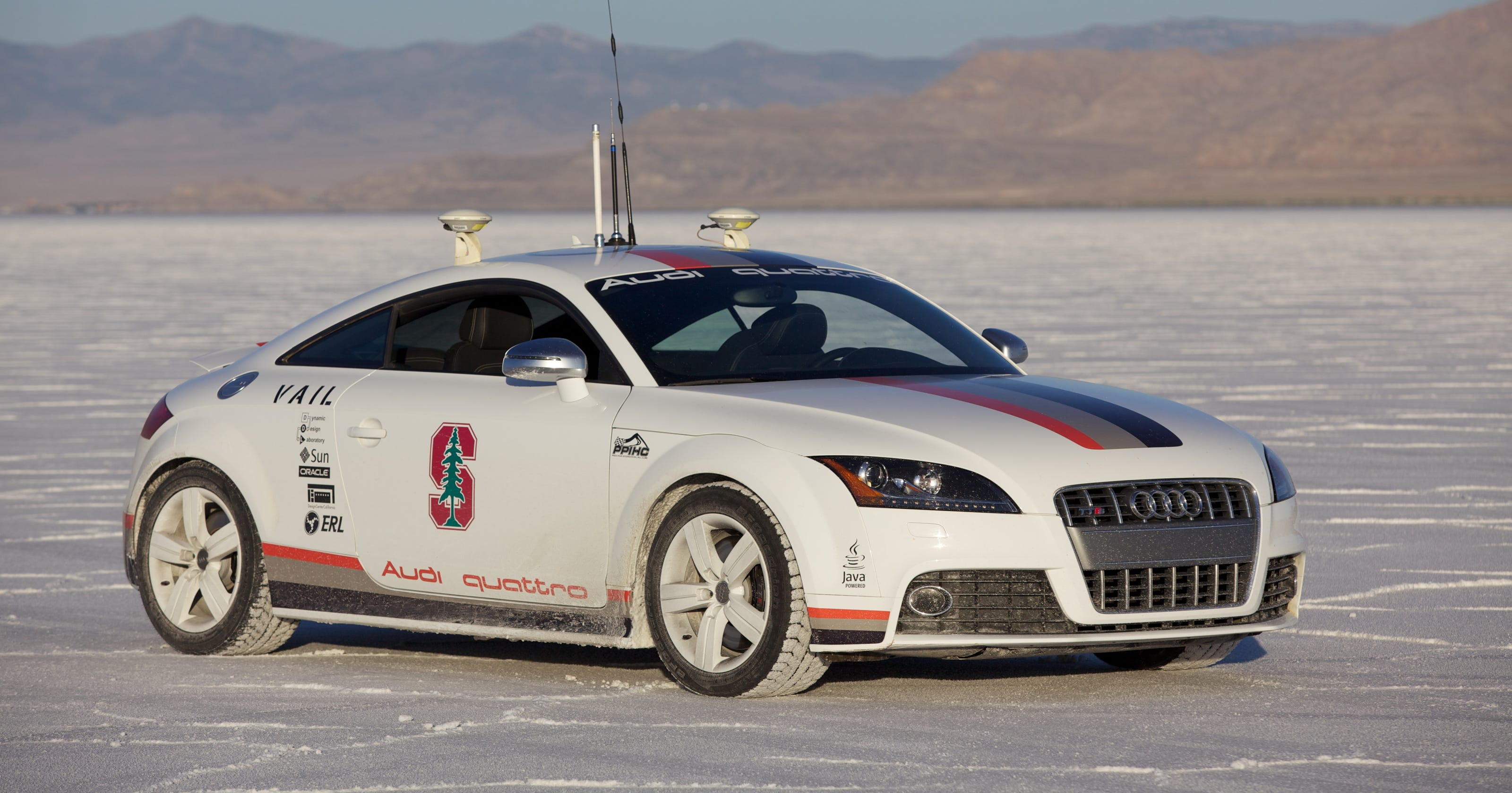 Audi To Join The Self Driving Car Club