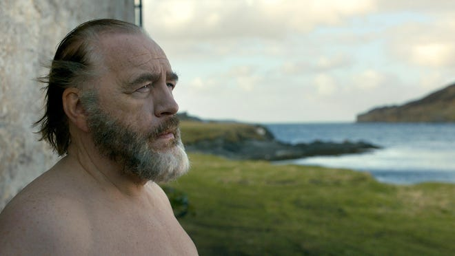 "Brian Cox plays a Scotsman who leaves his beloved Hebrides Islands for medical treatment in San Francisco in ""The Etruscan Smile."""