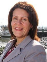 Perth Amboy Mayor Wilda Diaz
