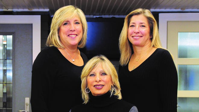 "LBM Journal, the leading magazine for lumberyards and building material dealers, has named Somerville Lumber Co. in Bridgewater Entrepreneur of the Year in the category of ""Sales of $10-$50 Million."" Pictured from left to right are second- and third-generation owners Didi Shapiro, Susan Schumer, and Stacie McKay."