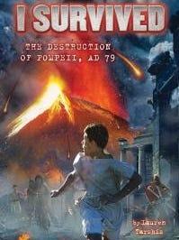 I Survived the Destruction of Pompeii, Laura Tarshis