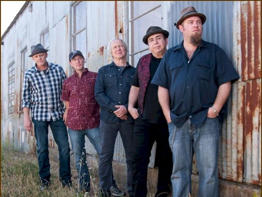 The Weight Band will perform at the Hangar Theatre