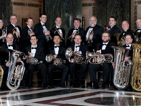 River City Brass was founded in 1981.