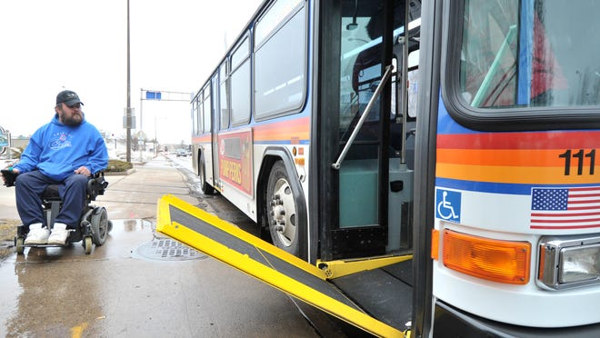 For those with disabilities, the elderly and those who don't drive, bus service is essential.
