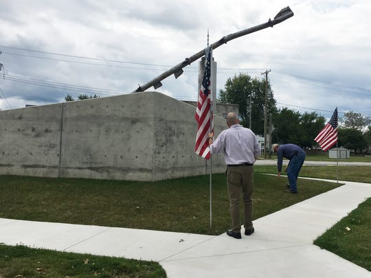 A 9/11 observance is set for Monday at Williams Park in Gibsonburg.