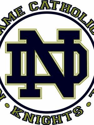 Notre Dame Knights athletic teams logo