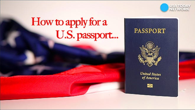 A guide to applying for a U.S. passport. For more information go to travel.state.gov Travel safe.