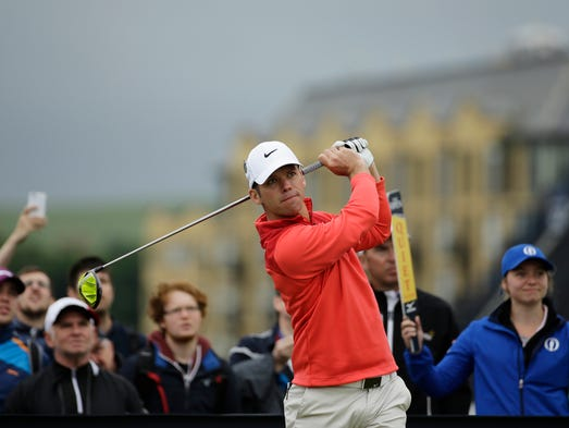 british open 2015  thursday u0026 39 s round 1 tee times  tv schedule