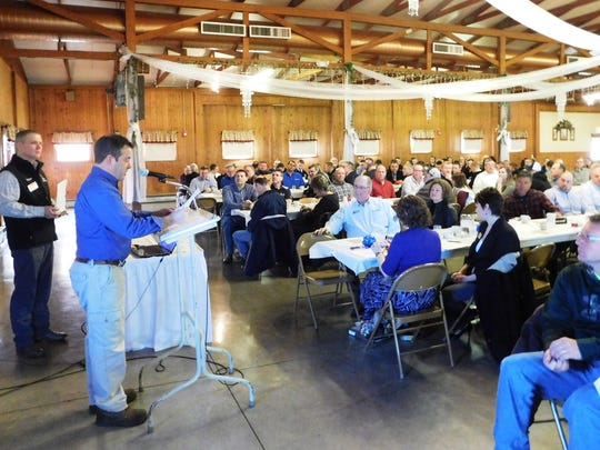 The Sandusky County Chamber of Commerce hosted its
